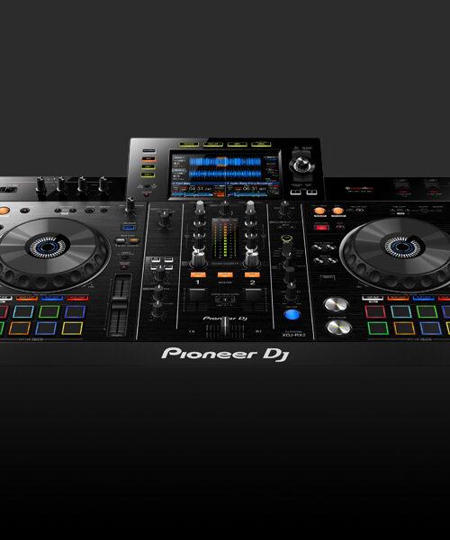 location contrôleur DJ Pioneer XDJ-RX2 chez 2n8, tout-en-un professionnel Pioneer en location