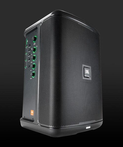 location enceinte sur batterie, location sono portable JBL Eon One Compact